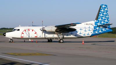 I-MLXT - Fokker F27-500 Friendship - Miniliner