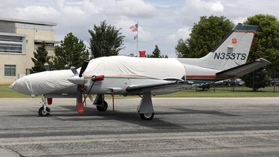 N353TS - Cessna 425 Conquest I - Private