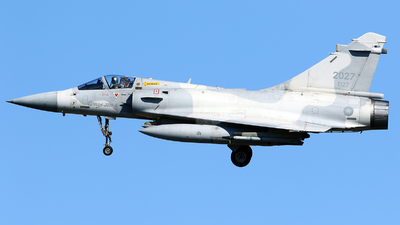 2027 - Dassault Mirage 2000-5EI - Taiwan - Air Force