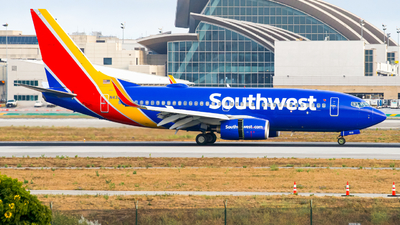 A picture of N436WN - Boeing 7377H4 - Southwest Airlines - © HH2020