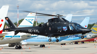 OE-XYL - Agusta-Westland AW-109SP GrandNew - HHS - Hanseatic Helicopter Service