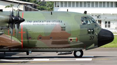 A-1337 - Lockheed C-130H Hercules - Indonesia - Air Force
