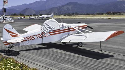 N6793Z - Piper PA-25-235 Pawnee - Santa Barbara Soaring