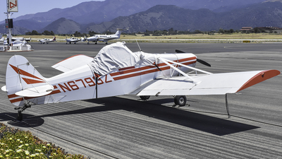 A picture of N6793Z - Piper PA25235 - [252438] - © Nathaniel Schott