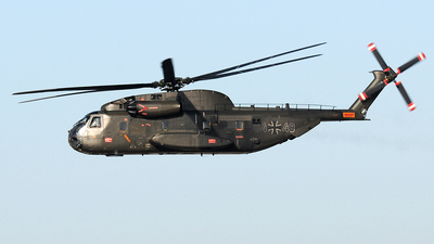 84-48 - Sikorsky CH-53G - Germany - Air Force
