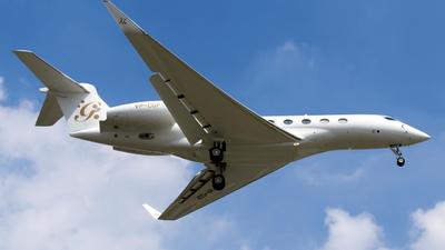 VP-CGP - Gulfstream G650ER - Private