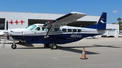 N624AL - Cessna 208B Grand Caravan - Fly The Whale