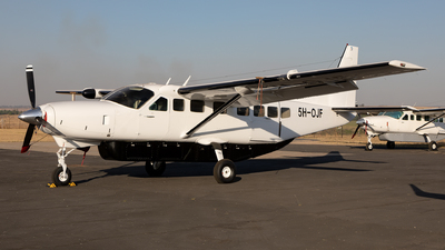 5H-OJF - Cessna 208B Grand Caravan - Nomad Aviation