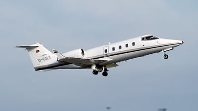 D-CILY - Bombardier Learjet 55 - Private