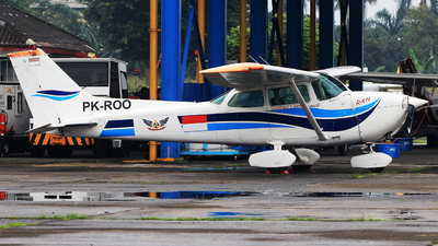 PK-ROO - Cessna 172P Skyhawk - Bali International Flight Academy