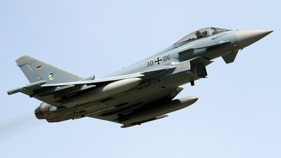 30-06 - Eurofighter Typhoon EF2000 - Germany - Air Force