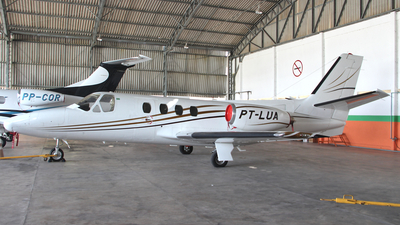 PT-LUA - Cessna 500 Citation - Private