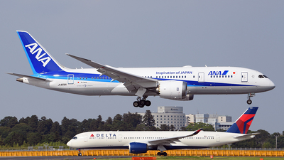 JA806A - Boeing 787-8 Dreamliner - All Nippon Airways (ANA)