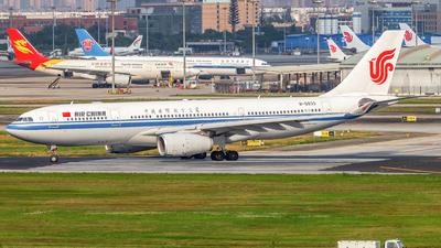 B-5933 - Airbus A330-243 - Air China