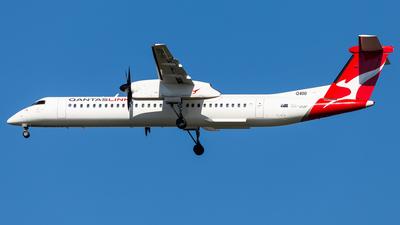 VH-QOP - Bombardier Dash 8-Q402 - QantasLink (Sunstate Airlines)