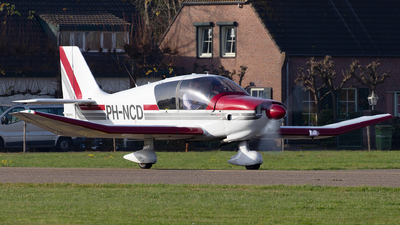 PH-NCD - Robin DR400/140B Dauphin - Private