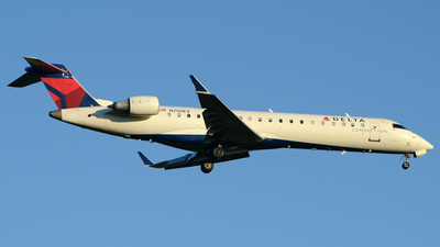 N708EV - Bombardier CRJ-701 - Delta Connection (ExpressJet Airlines)