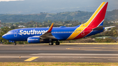 A picture of N570WN - Boeing 7377CT - Southwest Airlines - © Ivan Jimenez Rojas