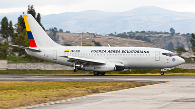 FAE-630 - Boeing 737-236(Adv) - Ecuador - Air Force