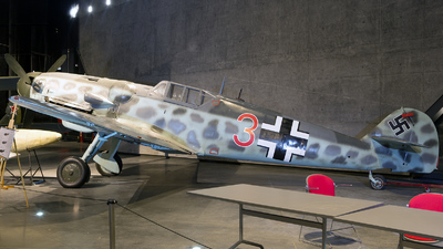 3 - Messerschmitt Bf 109G-6 - Germany - Air Force