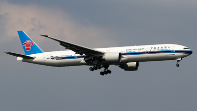 B-20AC - Boeing 777-300ER - China Southern Airlines