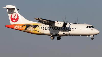 A picture of JA05JC - ATR 42600 - Japan Air Commuter - © Yukio023
