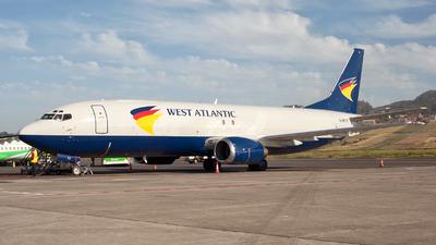 G-NPTX - Boeing 737-4C9(SF) - West Atlantic Airlines
