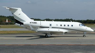 N794BC - Embraer EMB-545 Legacy 450  - Private