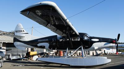 N606KA - De Havilland Canada DHC-3T Vazar Turbine Otter - Kenmore Air
