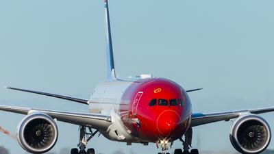 G-CKMU - Boeing 787-9 Dreamliner - Norwegian