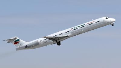 LZ-LDP - McDonnell Douglas MD-82 - European Air Charter