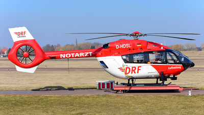 D-HDSL - Airbus Helicopters H145 - DRF Luftrettung
