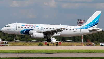 VP-BBN - Airbus A320-232 - Yamal Airlines