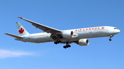 A picture of CFRAM - Boeing 777333(ER) - Air Canada - © Guy Langlois