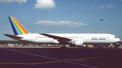 PT-TAD - Boeing 767-3Y0(ER) - TransBrasil