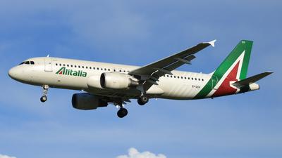 A picture of EIDSV - Airbus A320216 - Alitalia - © Carlo Luigi Tamiazzo