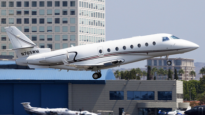 N765WM - Gulfstream G200 - Private