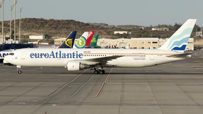 CS-TFT - Boeing 767-3Y0(ER) - EuroAtlantic Airways