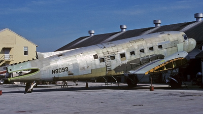 N8099 - Douglas C-47B Skytrain - Private