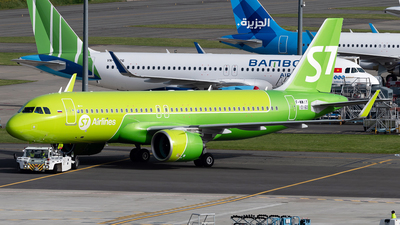 A picture of FWWIY - Airbus A320200N - Airbus - © DN280