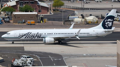 N409AS - Boeing 737-990ER - Alaska Airlines