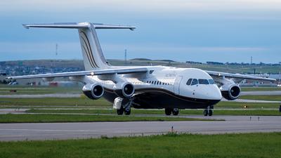 A picture of CFSUA - Avro RJ100 - North Caribou Flying Service - © Shae Bilan