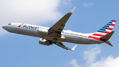 A picture of N857NN - Boeing 737823 - American Airlines - © Jussef_04