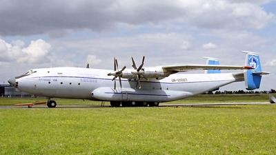 UR-09307 - Antonov An-22 - Antonov Design Bureau