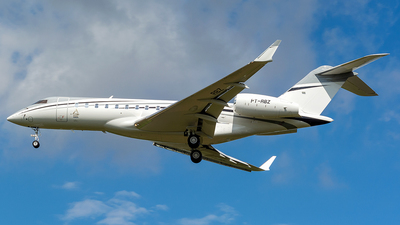 PT-RBZ - Bombardier BD-700-1A10 Global 6000 - Private
