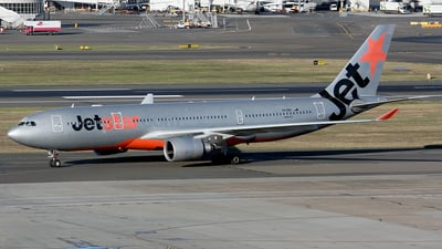 VH-EBA - Airbus A330-202 - Jetstar Airways