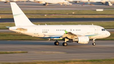 B-6936 - Airbus A318-112(CJ) Elite - Private