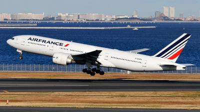 F-GSPG - Boeing 777-228(ER) - Air France