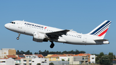 A picture of FGRHH - Airbus A319111 - Air France - © Rui Marques