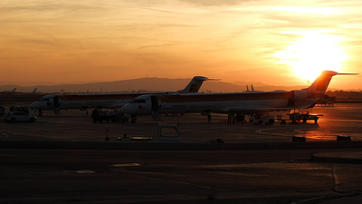 LEVC - Airport - Ramp